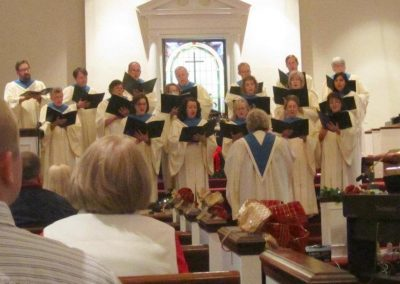 Morrow FUMC Choir Ministry