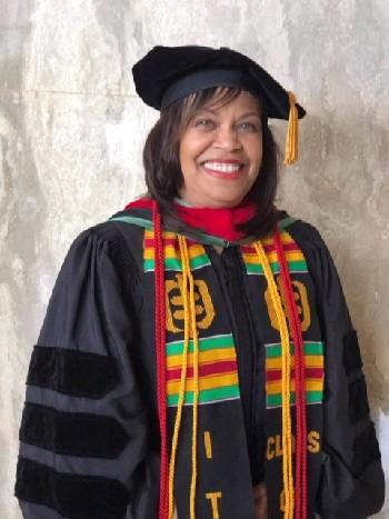 Rev. Dr. Karen Lyons
