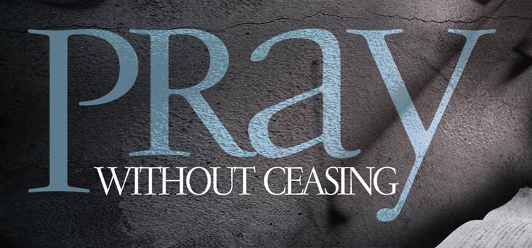 Prayer & Share 11/1/20