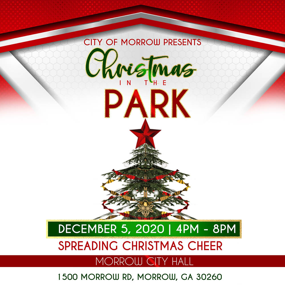 Morrow Christmas in the Park