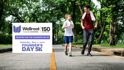 Founders Day 5K – Wellroot Family Services