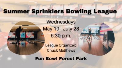 Summer Sprinklers Bowling League