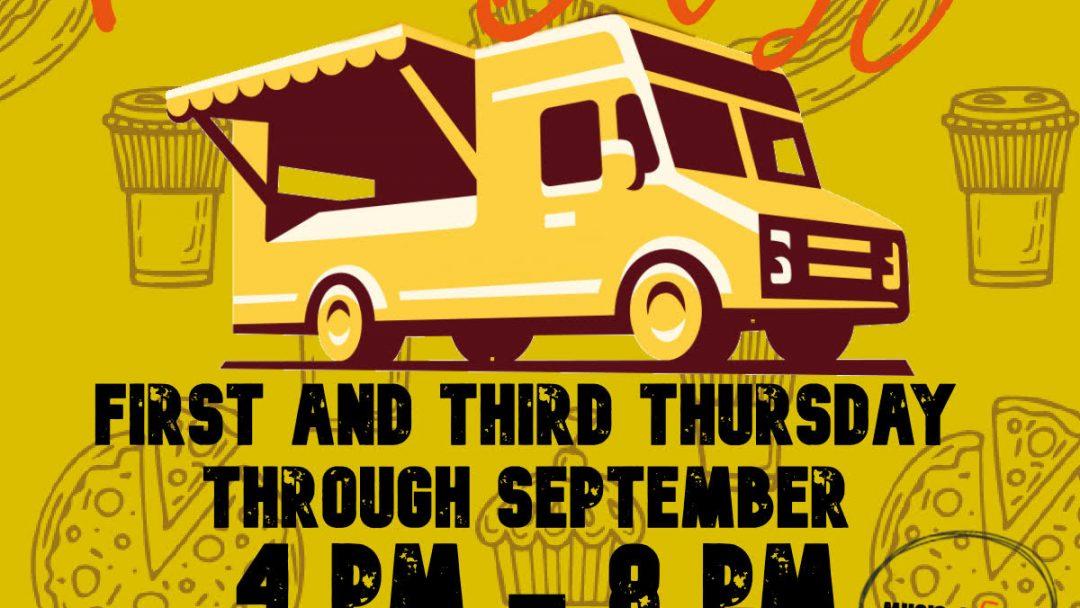 Food Truck Fun Days – City of Morrow