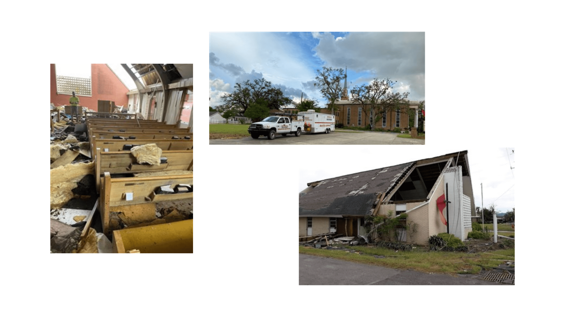 Hope and Help: ERTs from North Georgia Serve in Louisiana