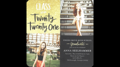 You Are Invited to Drop-In Graduation Celebration for Anna Seelhammer
